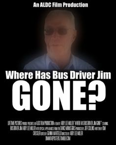 Where oh where has bus driver Jim gone? Oh where oh where can he be?