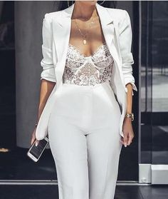 Women's Sexy Lingerie Nightwear Bodysuits – Party Dresses – Mode Outfits Looks Chic, Looks Style, Bodysuit Lingerie, Sexy Lingerie, White Lingerie, Bodysuit Fashion, Wedding Lingerie, Honeymoon Lingerie, Women Lingerie
