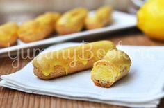 Эклеры с лимонным кремом: простой и вкусный пошаговый рецепт с подробным описанием, пошаговыми фотографиями, советами и отзывами о рецепте