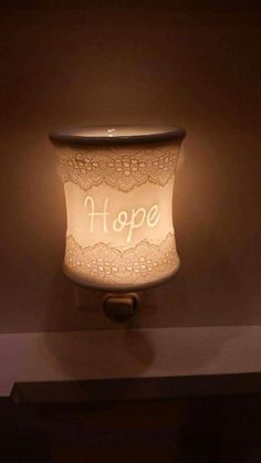Cute new scentsy warmer.  Available September 1, 2014  www.christinaq.scentsy.us