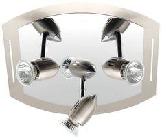 TALLIN - svietidlo na strop z chrómu