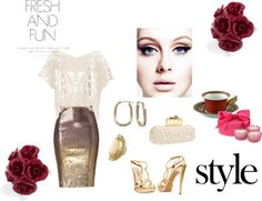 Formal Lunch!, created by ann1120 on Polyvore