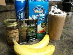 Nate's Chocolate Banana Honey Love! Yes, you will be in LOVE when you try this awesome Shakeology recipe. http://www.RenegadeNate.com
