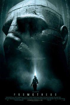 Prometheus, 2012, Ridley Scott