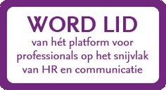 Geheel vernieuwd: kennis- en discussieplatform HR-communicatie.nl. Initiatief van R&Z!