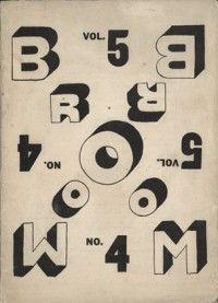 E.Lissitzky Broom Vol.5 nr.4 1923