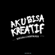 coming soon. #art #autism #akubisakreatif #socialcampaign #youngcreative #blackwhite