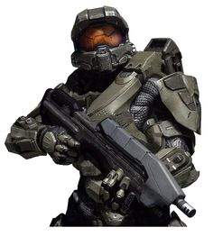 Halo 4 Art & Pictures,  Master Chief 2