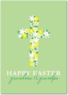 Blooming Faith - Easter Cards in Honeydew | Magnolia Press