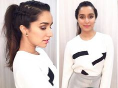 Shraddha Kapoor in Edeline Lee