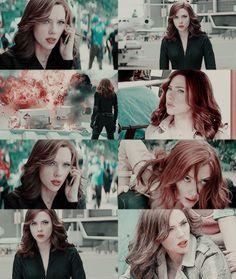 Natasha in Civil War