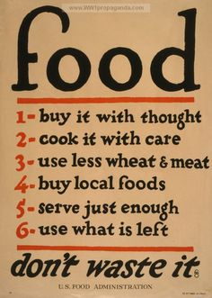 Still true even after all the years! Buy local!