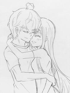 Rokuro and Benio