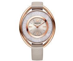 Montre Swarovski, craquez sur la Crystalline Oval Rose Gold Tone Montre Swarovski femme prix Boutique Swarovski 279.00 €