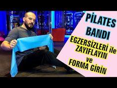 Pilates Bandı Egzersizleri ile Zayıflayın ve Forma Girin! - YouTube