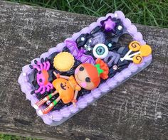 Halloween Lalaloopsy case for the Samsung by KimmiecakesDeco, $25.00