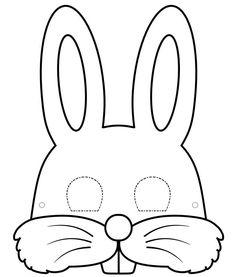 mascara-conejo.jpg (816×959)