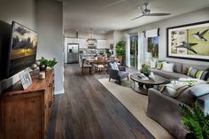 Upland Central by MBK Homes in Upland, California