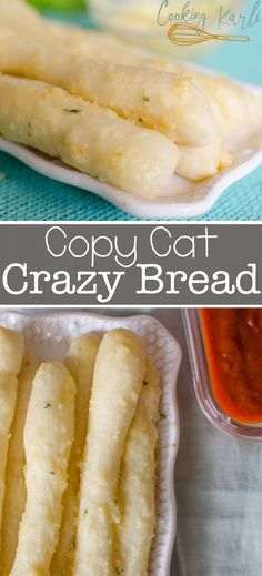 Copy Cat Little Caesars Crazy Bread - Cooking With Karli