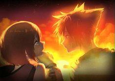 Kairi and Sora's most sad yet most beautiful moment in Kingdom Hearts. Kingdom Hearts 3, Sora And Kairi, Undertale Fanart, It Goes On, Beautiful Moments, Disney Art, Final Fantasy, Love Story, How To Memorize Things