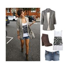 Frankie Sandford Style Osoblog - Daily celebrity fashion found on Polyvore
