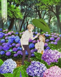 Natsume to Kitsune chan Me Me Me Anime, Anime Love, Natsume Takashi, Hotarubi No Mori, Anime Muslim, Natsume Yuujinchou, Manga Games, Chinese Art, Doujinshi
