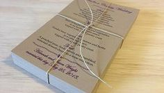 Wedding Menu Printed - The Find Sac #Wedding #WeddingMenu #Menu #WeddingAccessories #thefindsac
