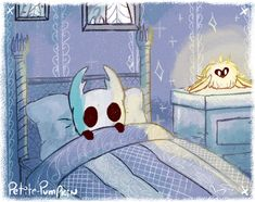 the hollow knight Team Cherry, Hollow Night, Hollow Art, Knight Art, Ancient Mysteries, Video Game Art, Indie Games, Fantasy Creatures, Cute Drawings