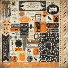 Enchanted   Authentique Paper