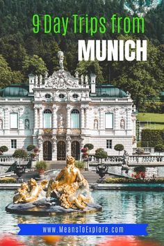 Cities In Germany, Visit Germany, Munich Germany, Germany Travel, Winter Europe, Holidays Germany, Hiking Guide, Explore Travel, Medieval Times