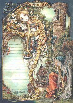 Rapunzel (fairy version)
