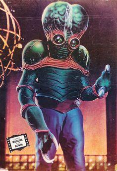 Les Rétro-Galeries de Mr Gutsy: Fantastic Monsters of the Films #2