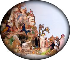 When Is Epiphany 2015?: A preseppe (Nativity scene) featuring the Three Kings in a church in Rome, Italy, in January 2008.