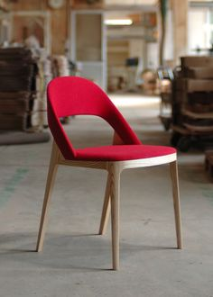 Clamp Chair - Andreas Kowalewski