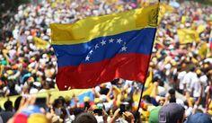 Las manifestaciones pacíficas son un acto totalmente legal amparado por la constitución de la República Bolivariana de Venezuela, expresad...