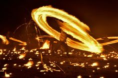 As well as putting on displays, locals will often create bonfires from old unwanted belongings Days Of The Year, Horse Racing, Picture Show, Spain, Bonfires, Carnivals, Horses, Concert, World