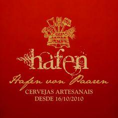 Cerveja Hafen Bier Golden Ale, estilo Blond Ale, produzida por Hafen von Paaren, Brasil. 4.7% ABV de álcool.