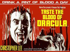 The Other Side blog: October Movie Reviews: Taste the Blood of Dracula (1970)