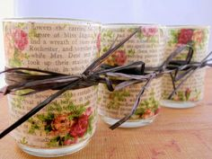 Decoupage with Napkins http://sulia.com/my_thoughts/207ac5ad-b067-499a-89b2-9b5132cf79ed/?source=pin&action=share&btn=big&form_factor=desktop&pinner=126835183