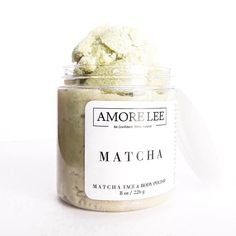 """@amoreleecosmetics on Instagram: """"Love you so matcha babe 🌿 we are planning on coming out with another Matcha infused skincare product. Let us know if you use matcha in your…"""""""