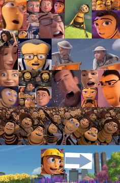 Why isn't there more memes about the Bee Movie? I know the script itself is a meme, but when you sit down and watch the thing it's a trip.