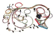 Painless Wiring Painless Wiring Fuel Injection Wiring Harness - 60508 60508 Engine Wiring Harness: Fuel Injection… #TruckParts #JeepParts