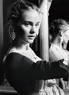 Cressida Bonas by Liz Collins for Vanity Fair UK 'On Jewellery' August 2015