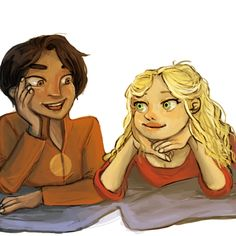 Trystane and Myrcella by Laurelles