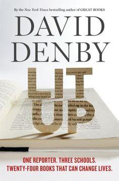 """""""Lit Up"""" by David Denby"""