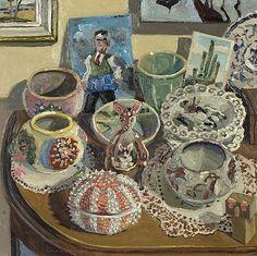 At Home in Bibbenluke with Lucy Culliton Australian Artists, Horse Painting, National Art School, Floral Art, Whimsical Art, Paintings I Love, British Art, Art, Love Art