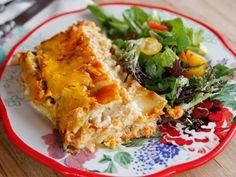 Chicken Enchilasagna recipe from Ree Drummond via Food Network