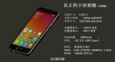 Xiaomi : un Mi S pour les petites poches (Journaldugeek)