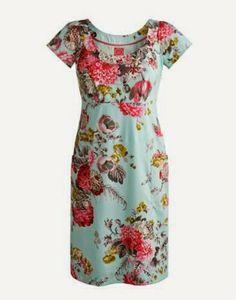Fashion Wish List -  Spring/Summer Dresses From Joules ♥ http://www.dollydowsie.com/2014/04/fashion-wish-list-springsummer-dresses.html