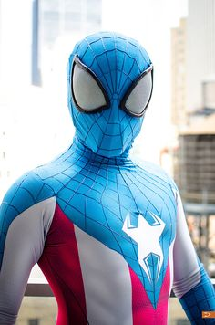 Captain Spider-Man Cosplay Is Awesome